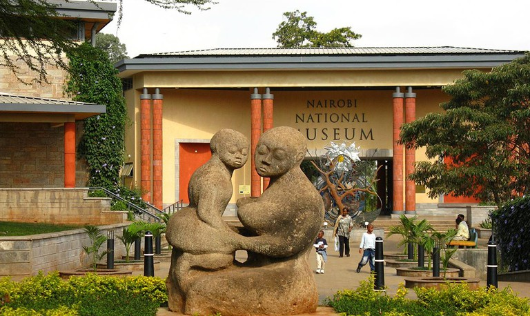 the Nairobi National Museum