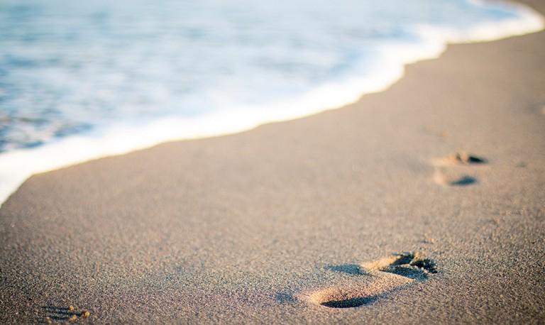 Beach | ©Adrianna Calvo / Pexels