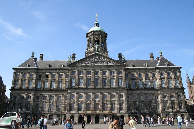 The Royal Palace Amsterdam