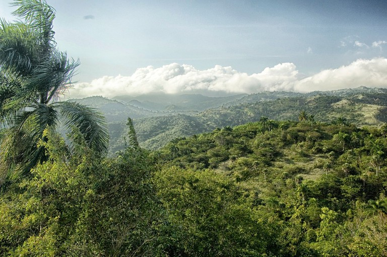 Dominican Republic landscape