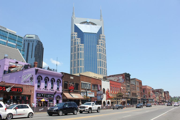downtown Nashville / (c) Nicolas Henderson / Flickr
