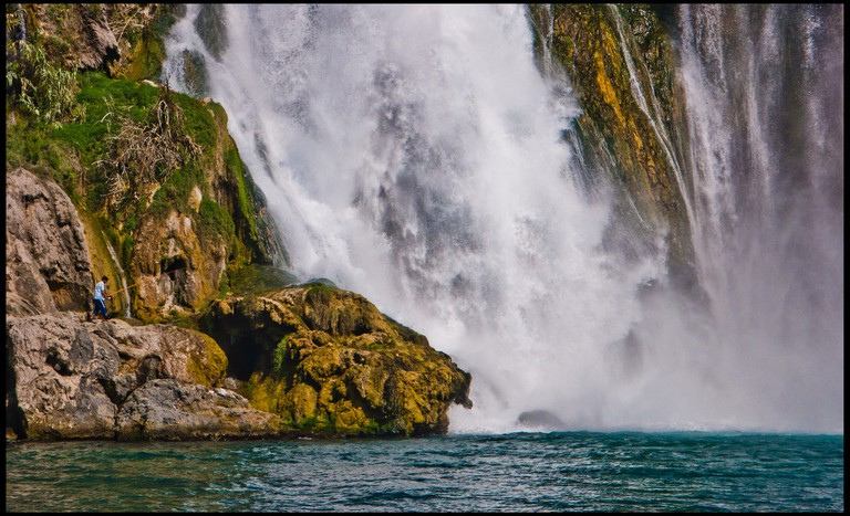 Düden Waterfalls | © Guillén Pérez / Flickr