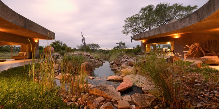 Earth Lodge, South Africa
