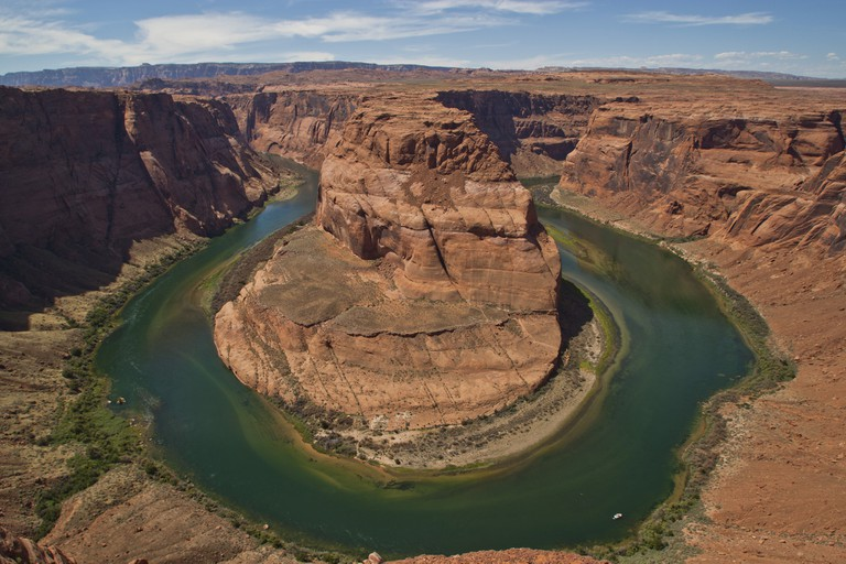 Horseshoe Bend | © Graeme Maclean / Flickr