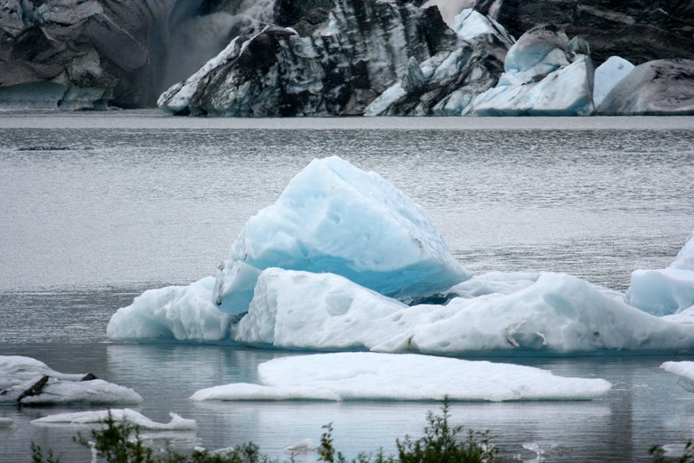 Mendenhall Glacier | © Roger Mommaerts / Flickr