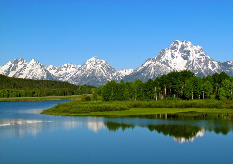 Grand Teton National Park | © Jeff Gunn / Flickr