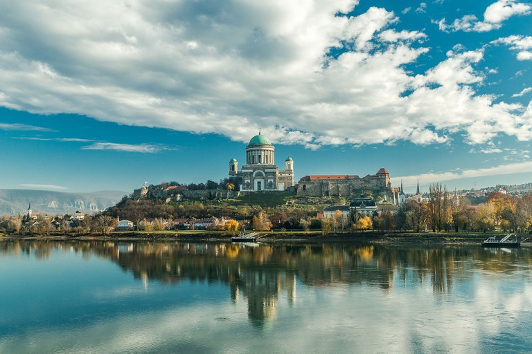 Esztergom Basilica on the Danube/Pixabay