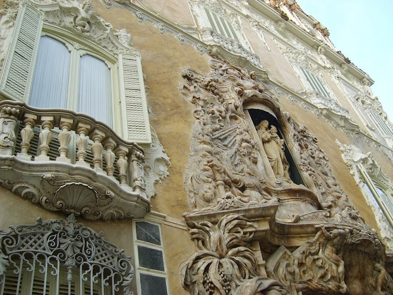 The National Ceramics Museum in Valencia is housed inside a stunning palace I
