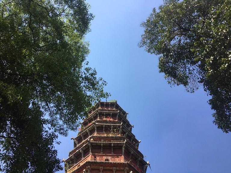 Baotong Temple, Wuhan