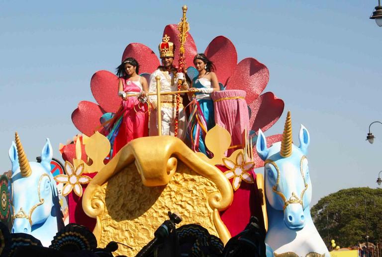 Goa Carnival © Joel's Goa Pics / Flickr