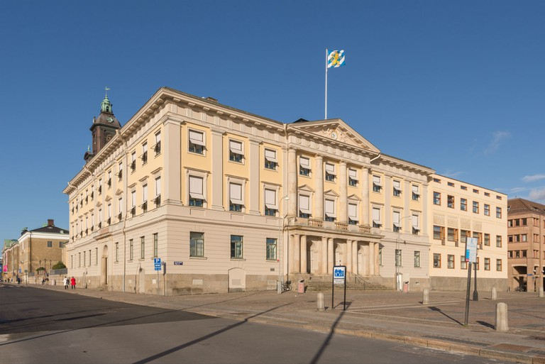 Gothenburg's internationally renowned City Hall