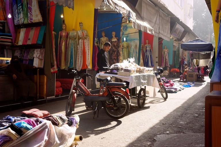 Habous Quarter