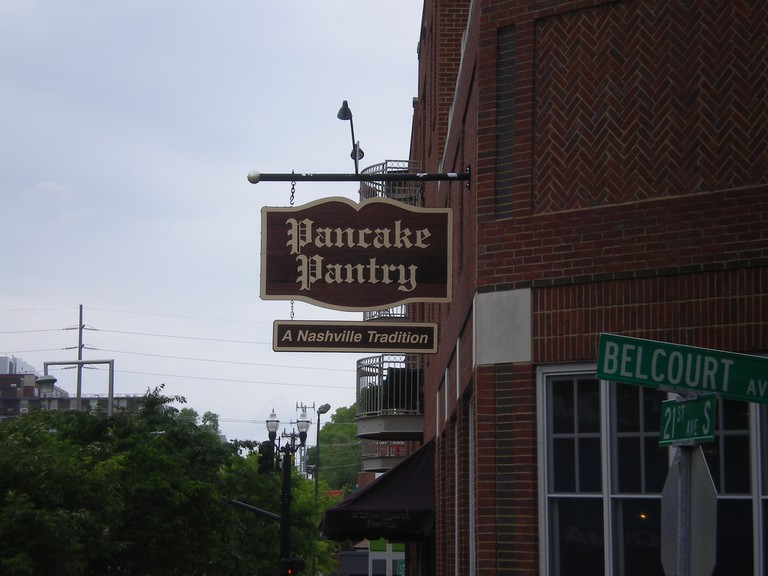 Pancake Pantry in Hillsboro Village / (c) Celeste Lindell / Flickr