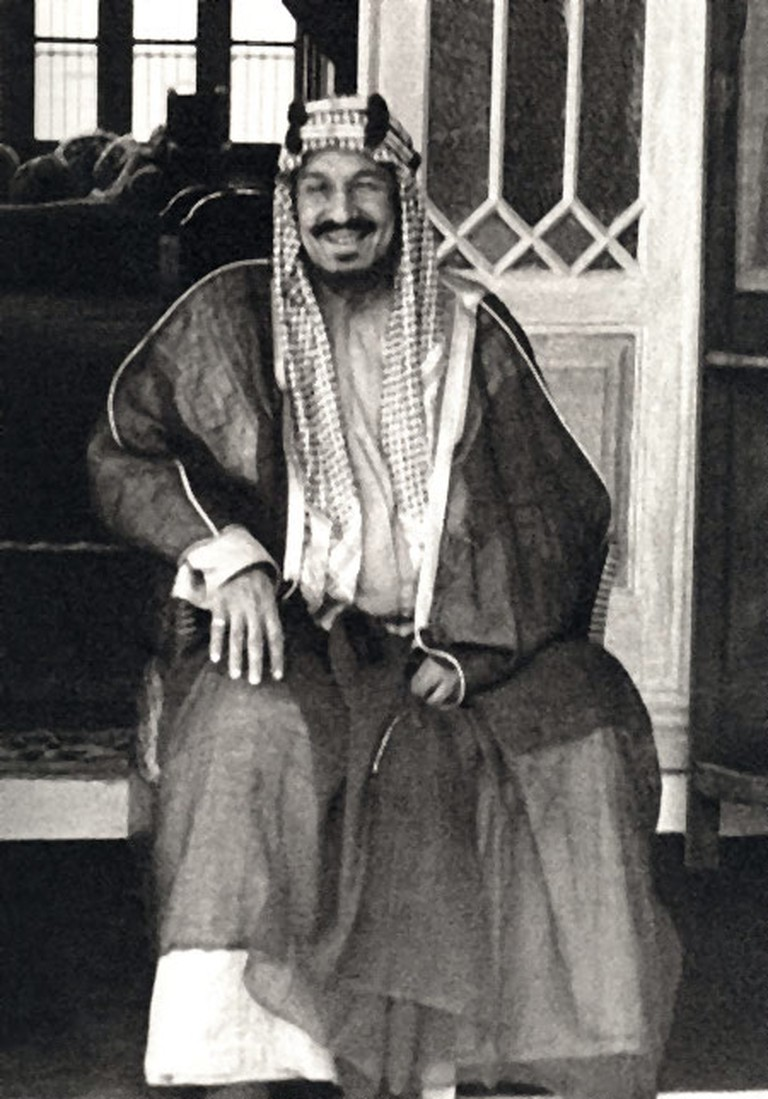 Ibn Saud | © WikiCommons
