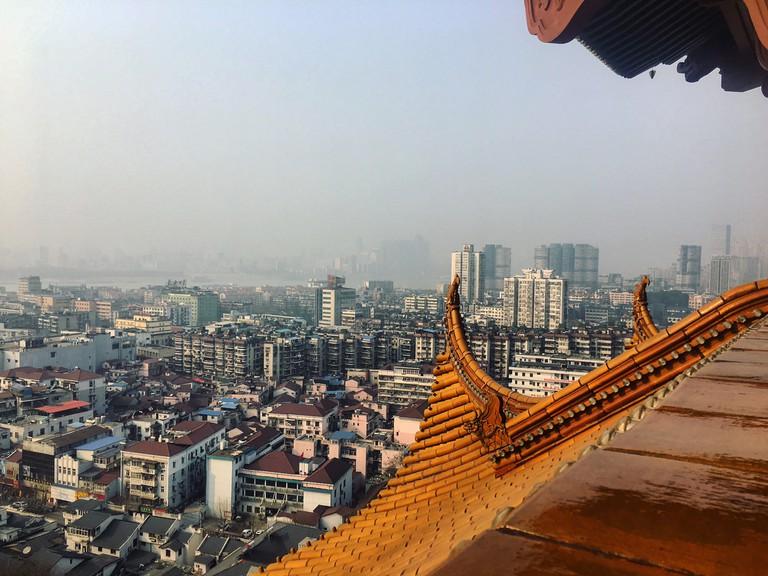 Wuhan Skyline