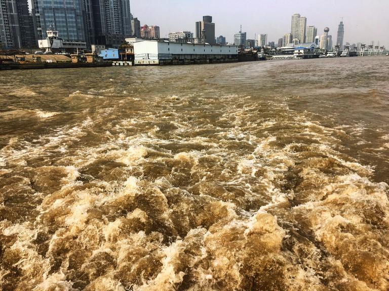 Travelling on the Yangtze