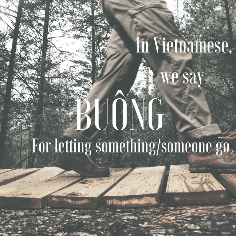 Buông-Let go