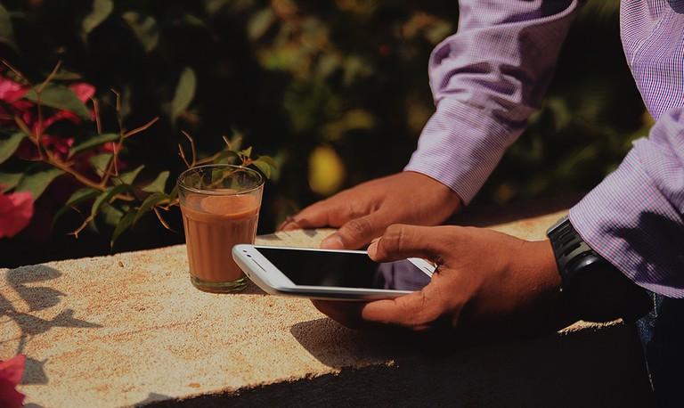 Phone | ©Rohit Tandon / Unsplash