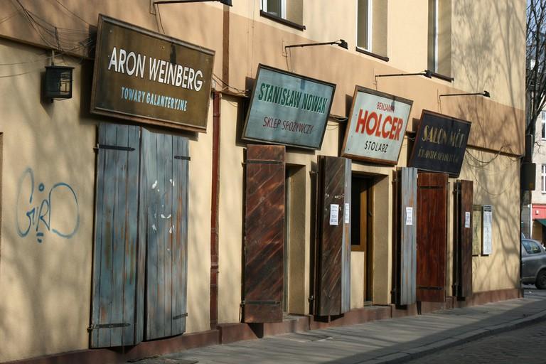 Kazimierz , The old Jewish Quarter