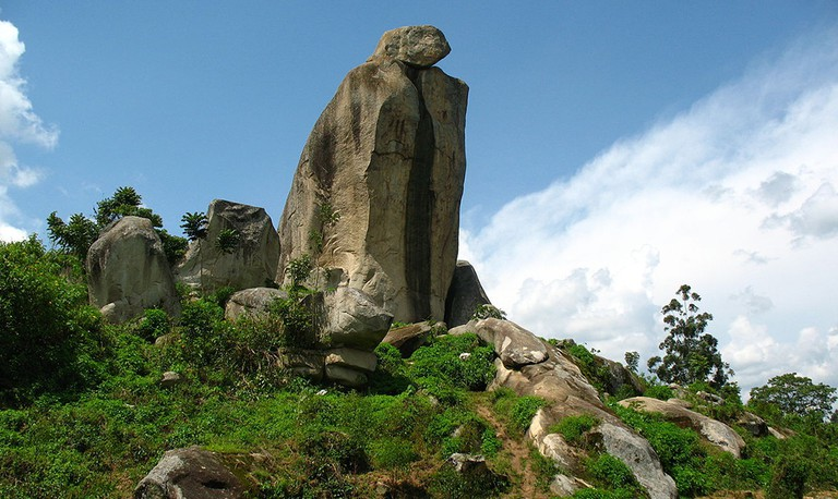 Crying Stone| © Wikimedia Common