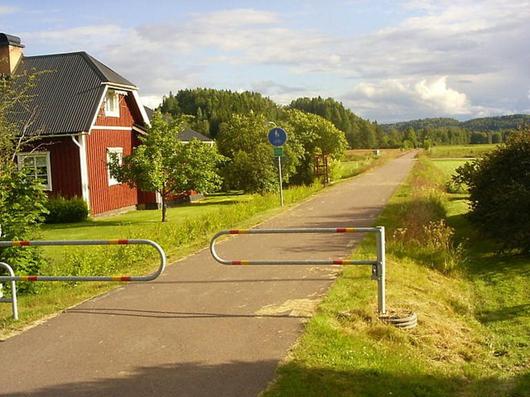 Sweden cycle routes