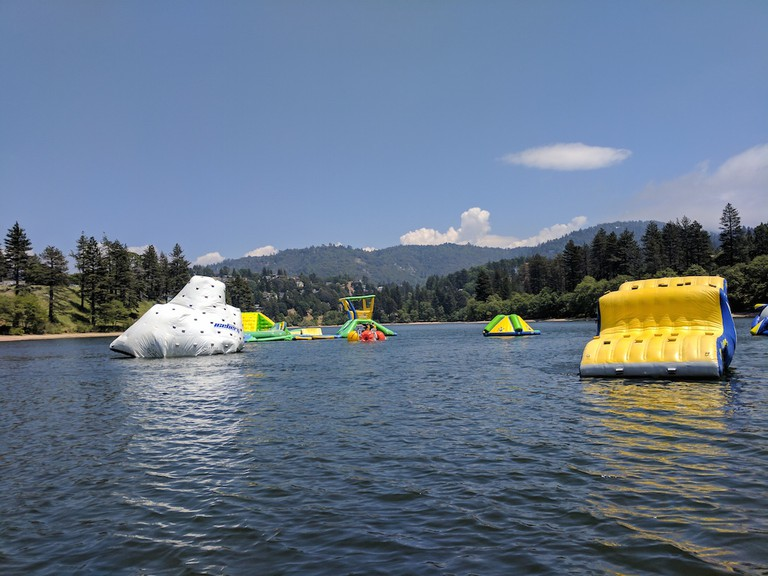 Lake Gregory Water Park