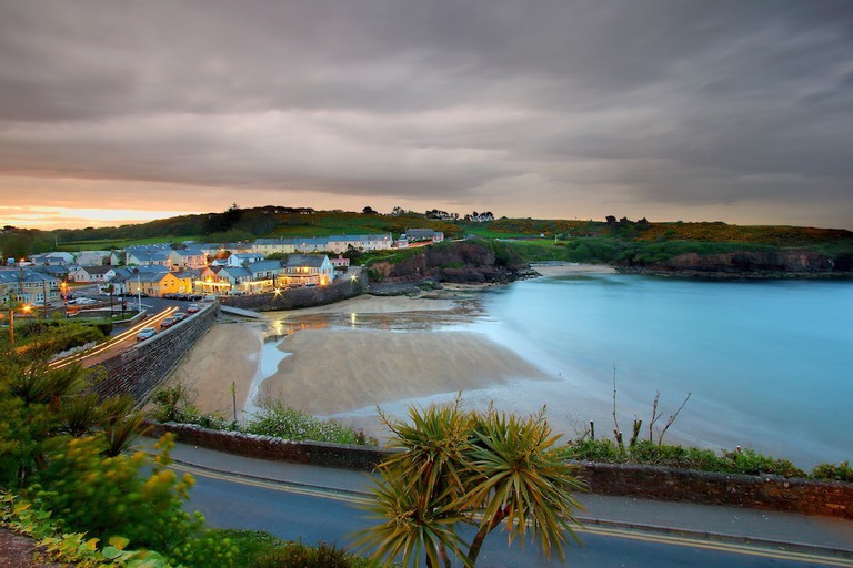 Lawlor's Beach and Counsellor's Strand, Dunmore East, Co Waterford