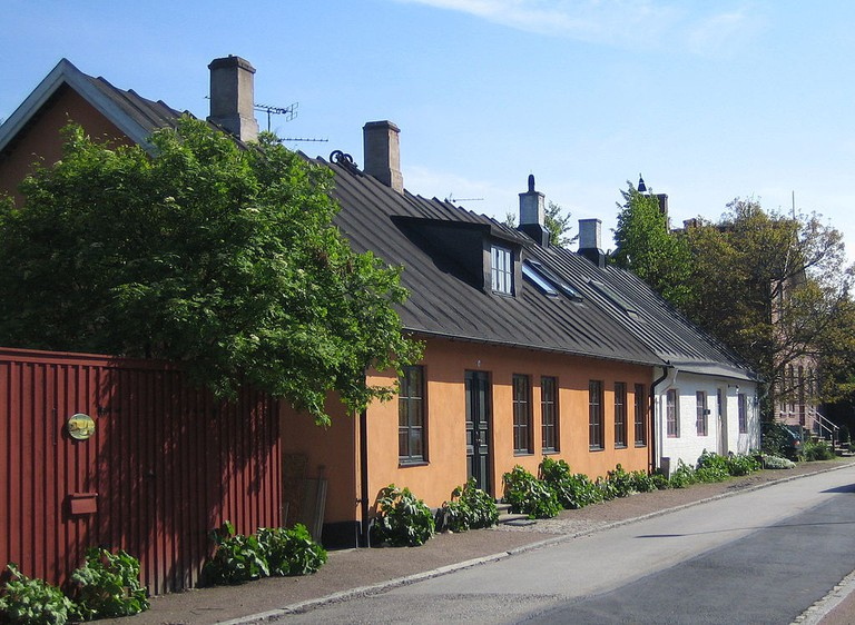Explore charming Limhamn by the sea / Photo courtesy of Wikipedia commons