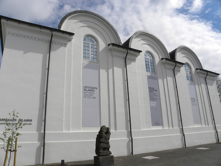 The National Gallery of Iceland | © JasonParis/Flickr