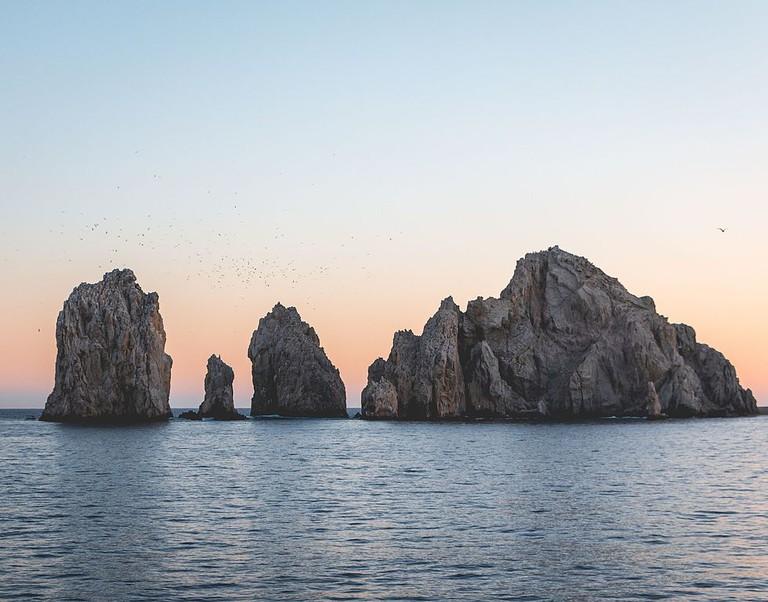 Los Cabos rock formations