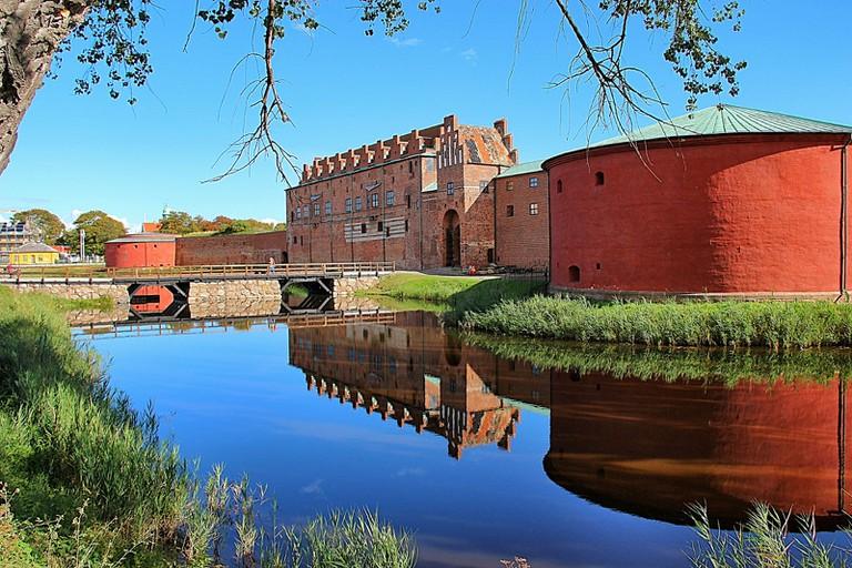 Malmö Museer is home to Malmöhus Castle