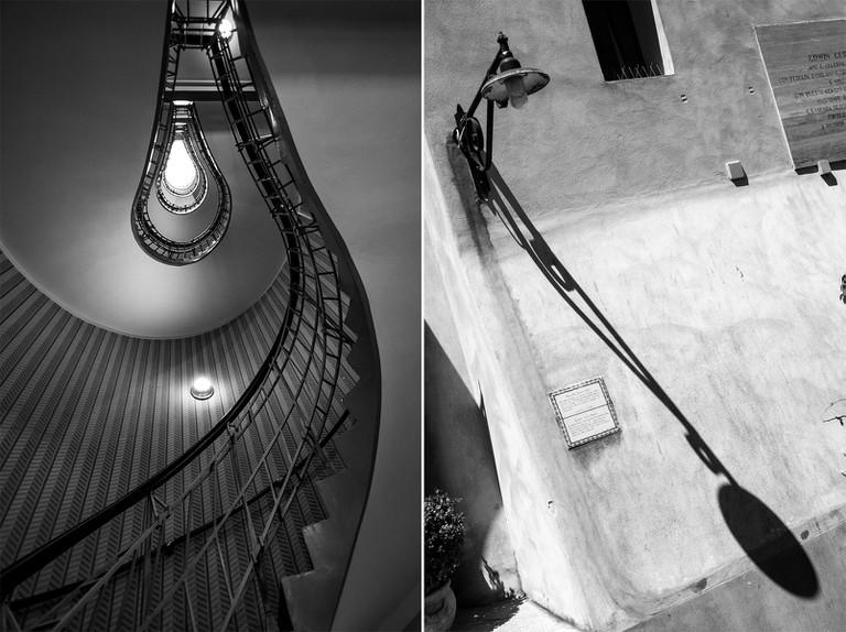 Elena Maslarova and Ivan Maslarov are fond of shooting travel and architecture