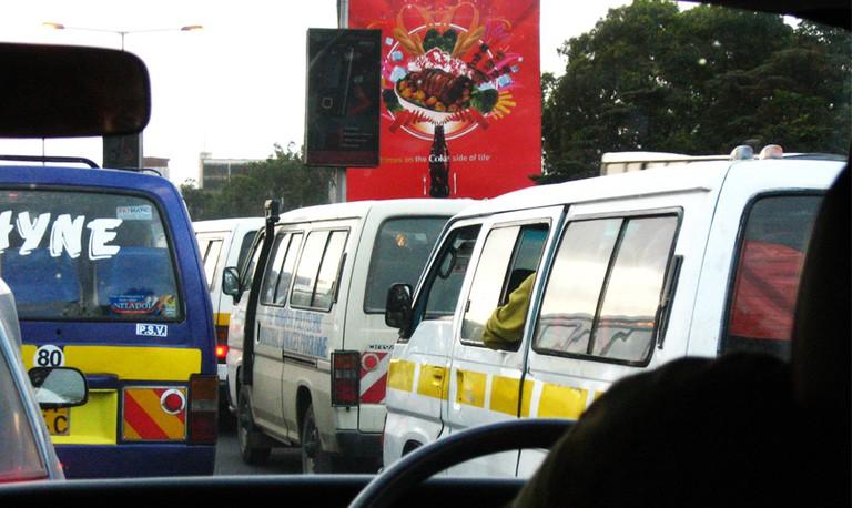 Nairobi traffic| © Meaduva / Flickr