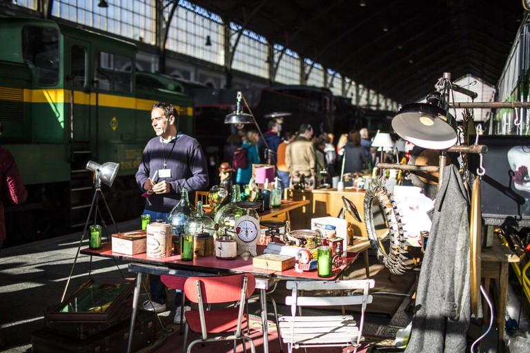 The Mercado de los Motores