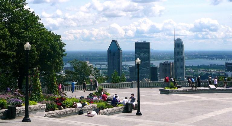 Mont Royal Park, Montreal