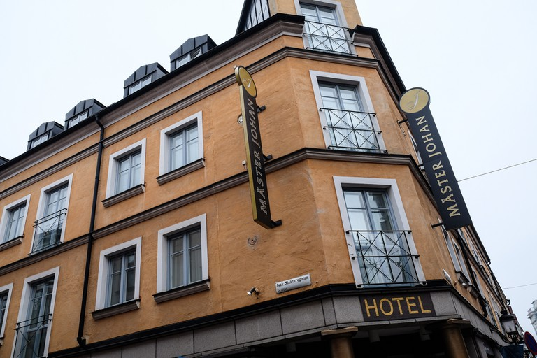 Hotel Mäster Johan is one of Malmö's premier boutique hotels