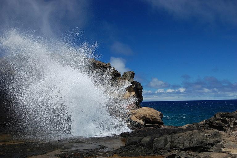 Nakalele Blowhole | Photo Courtesy of Grant Montgomery / Flickr