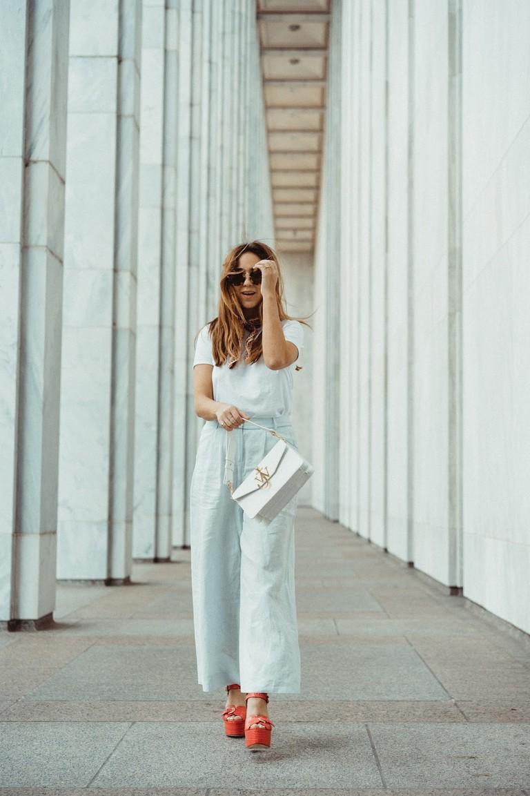 Natalie of The Fashionably Broke