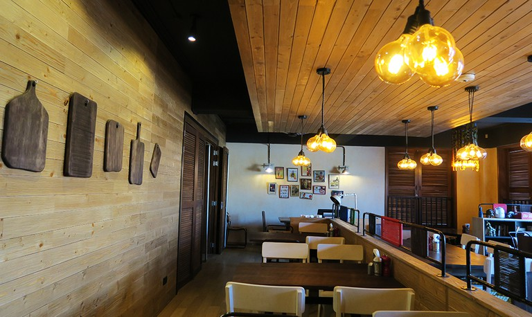 Nyama Mama Restaurant | © Jean Wandimi