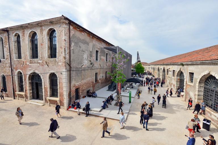 The 57th Biennale di Venezia
