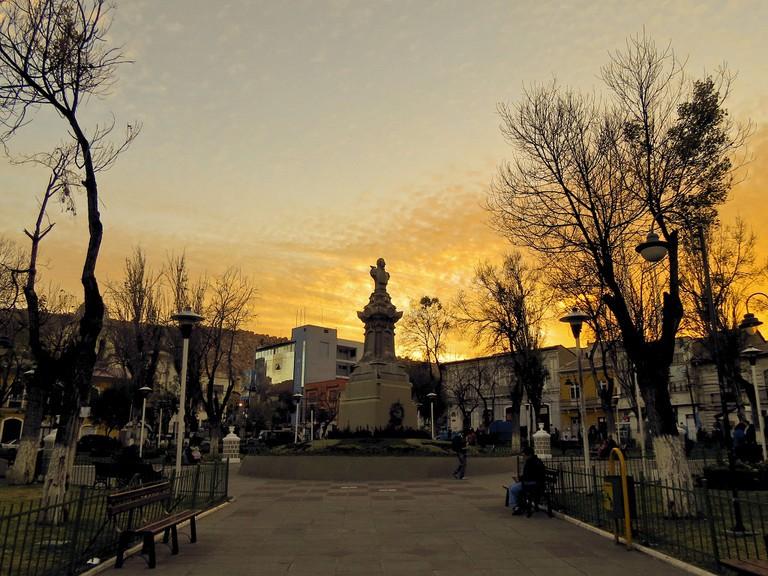 Plaza San Pedro Lesslie