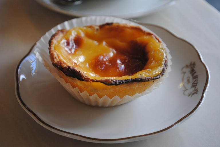 Who doesn't love Portugal's Pastel de Nata?