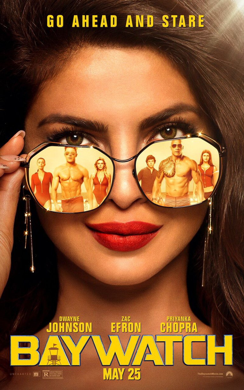Poster star Priyanka Chopra