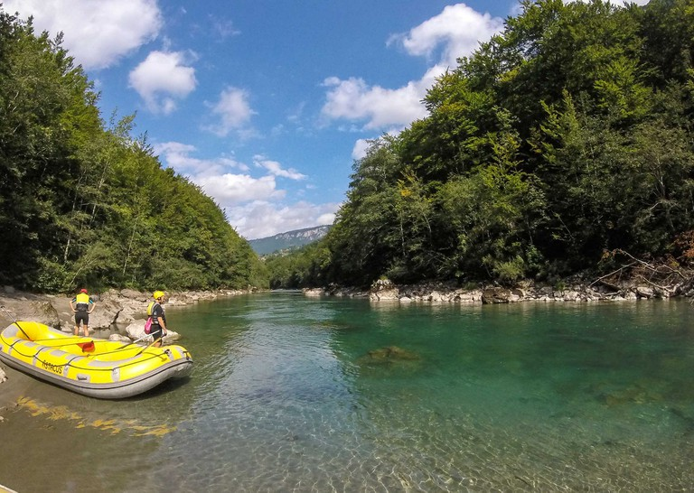 Gavin Greene | Rafting on the Tara River, Durmitor