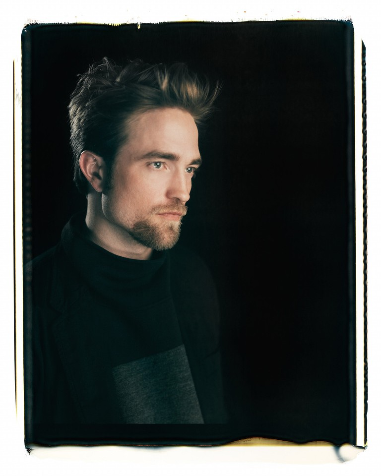 Robert Pattinson 20X24 Polaroid 2016
