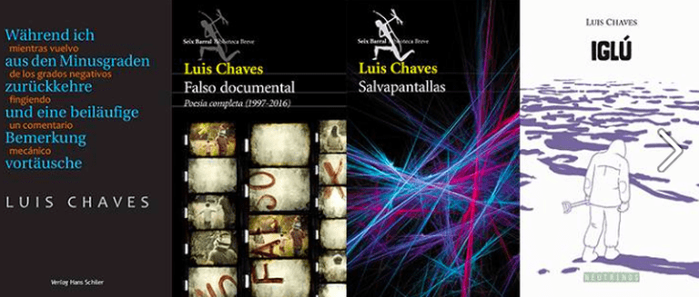 A selection of Chaves's work | Courtesy of Ediciones Lanzallamas