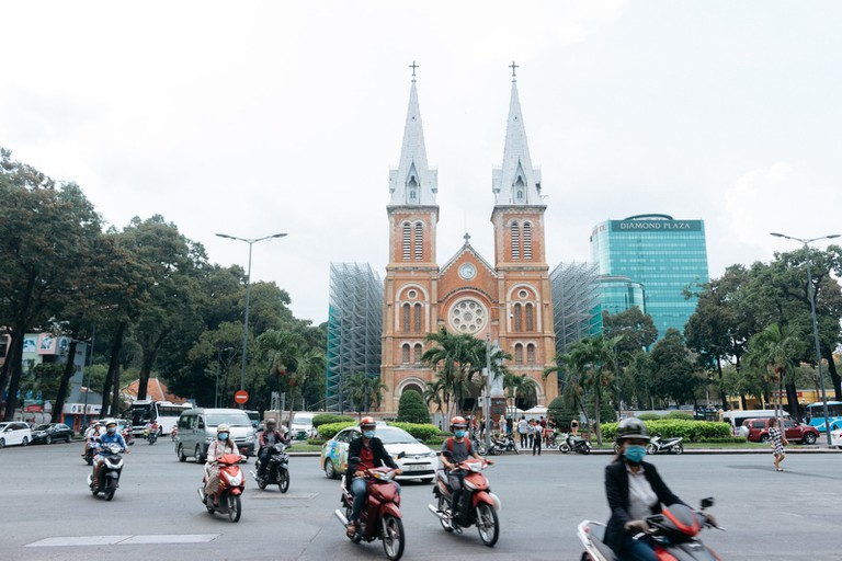 DONGKHOI STREET-DISTRICT 1-SAIGON-VIETNAM