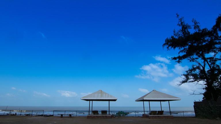 Kashid beach, Maharashtra, India
