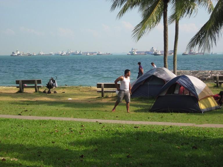 Singapore East Coast Park