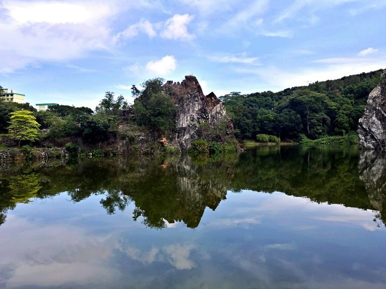 Little Guilin Bukit Batok Town Park Singapore